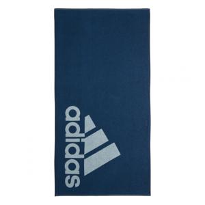adidas Serviette de bain adidas Bleu grande taille OL - Foot Lyon - Publicité