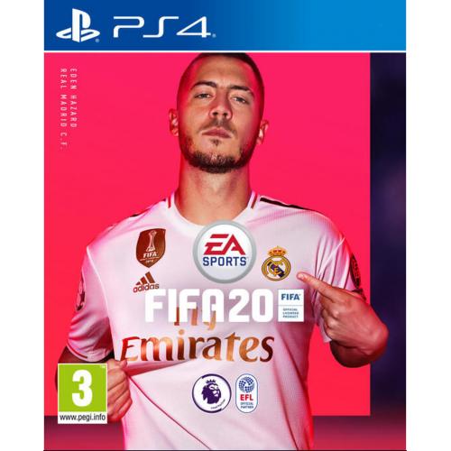 Olympique Lyonnais FIFA 20 PS4 O...