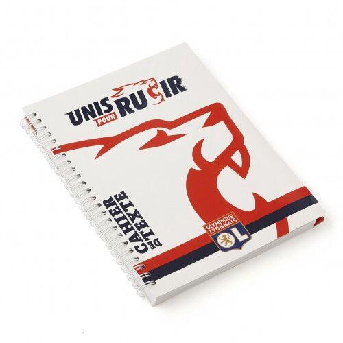Olympique Lyonnais Cahier de texte Olympique Lyonnais  OL - Foot Lyon