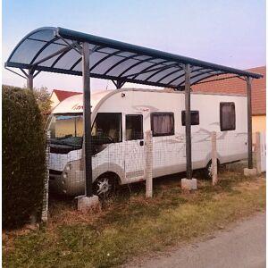 Bouvara Gros carport camping-car 4x9m x Hauteur de passage 3,50 m