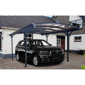 Bouvara abri voiture carport 4,34x3m 13,02m2 - Publicité