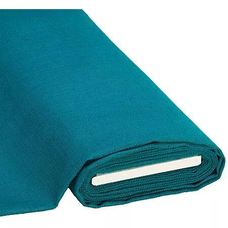 Toile de jute, turquoise