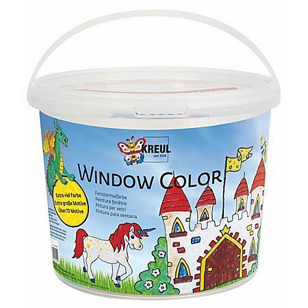 "Kreul C. Kreul Boîte XXL ""peintures Window Color"""