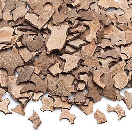 Écorce de noix de coco, 400 g
