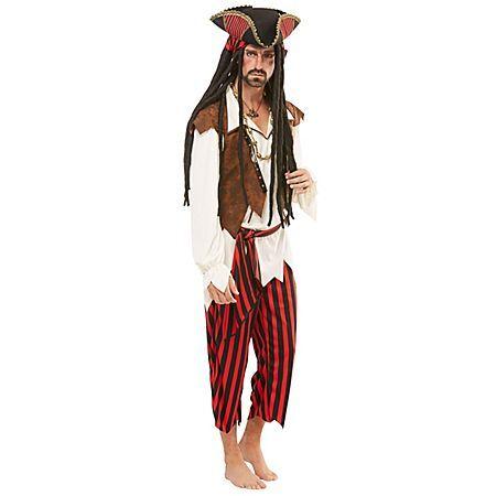 """Costume de pirate """"Edward"""" pour hommes"""