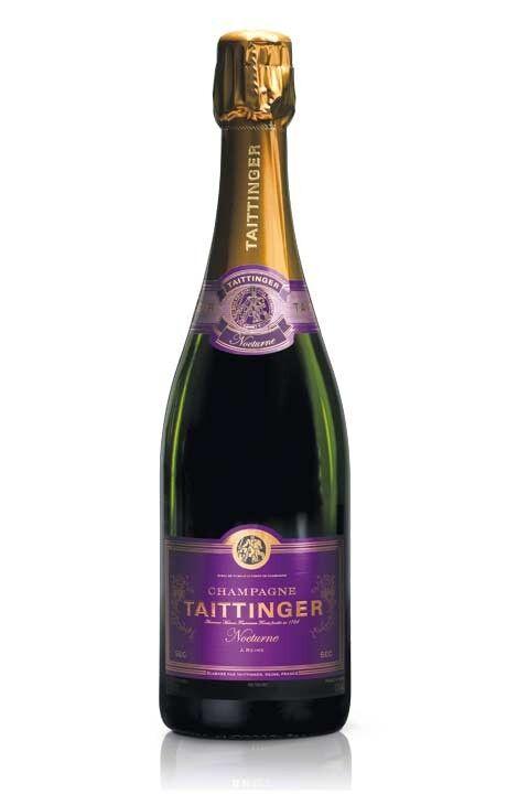 Taittinger Champagne Taittinger Cuvée Nocturne 75cl