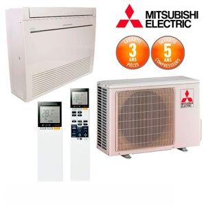 MITSUBISHI ELECTRIC Climatisation Console Double Flux Mitsubishi MFZ-KJ35VE