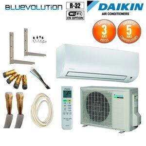 DAIKIN Pack Climatiseur Mural Daikin FTXP20L + RXP20L