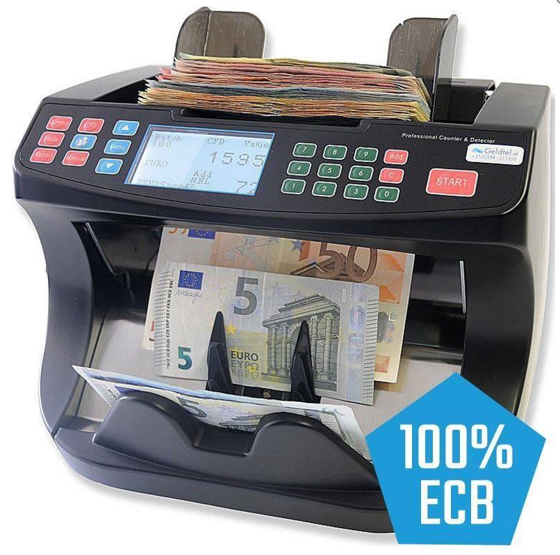 CHRselect Machine à Billets 960 Pro-Value Mix Ajout Réglage Fonction De Mémoire Chèques Écran LCD