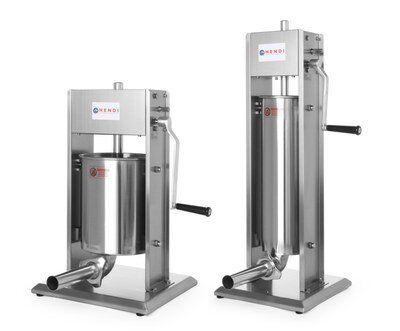 Hendi Machine à Saucisse Profi Line 5 Litres 300x340x(H)690mm