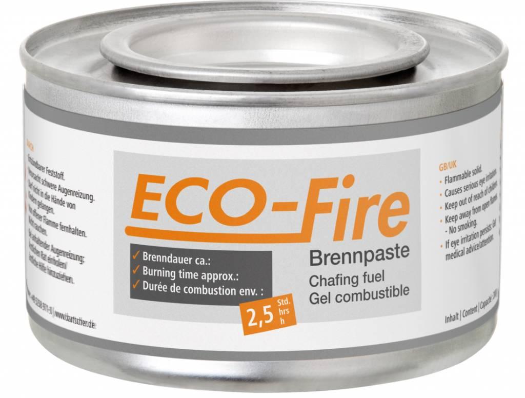 Bartscher Gel Combustible - 2,5 Heures - 48 Pièces