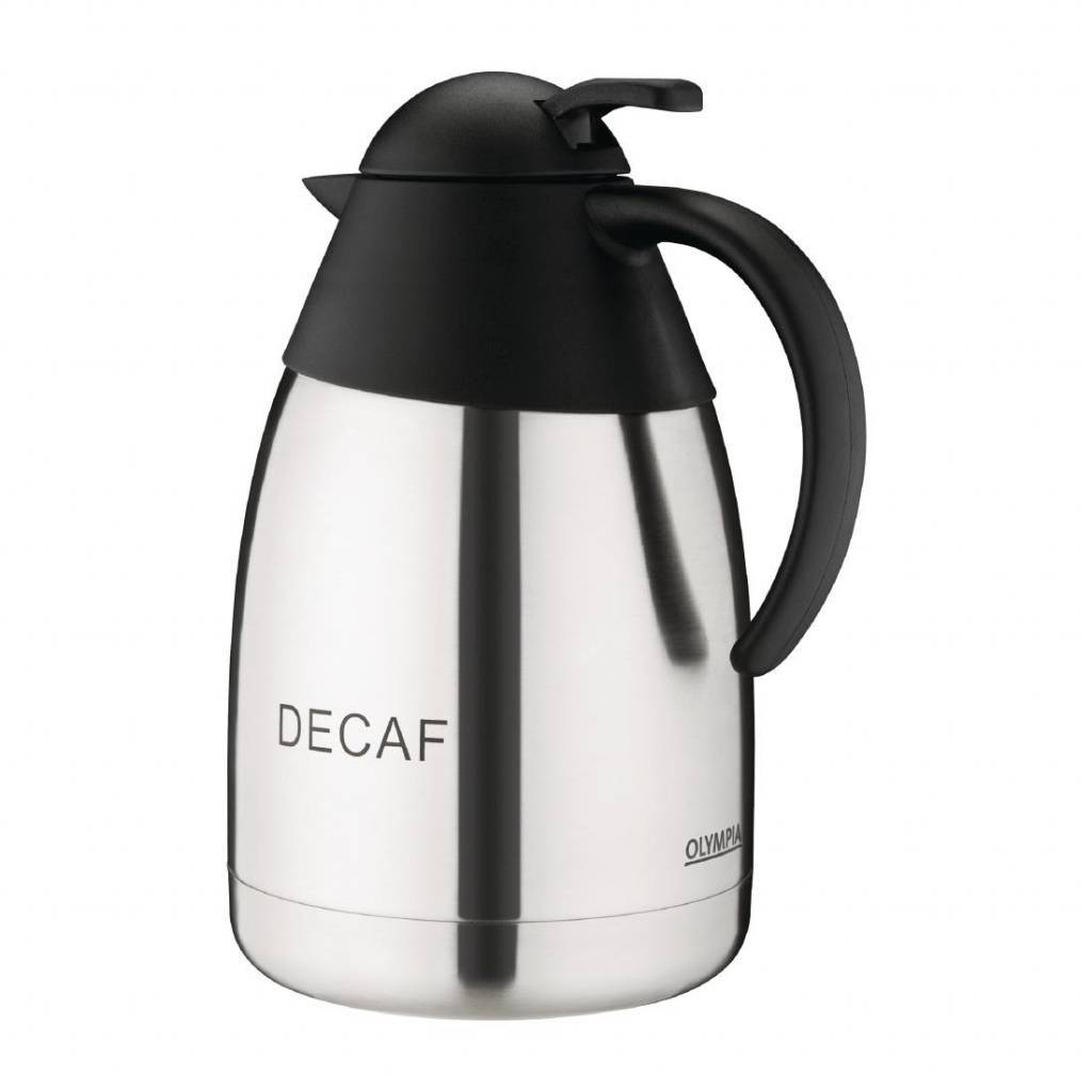Olympia Pichet Isotherme Inox Decaf 1.5LItre