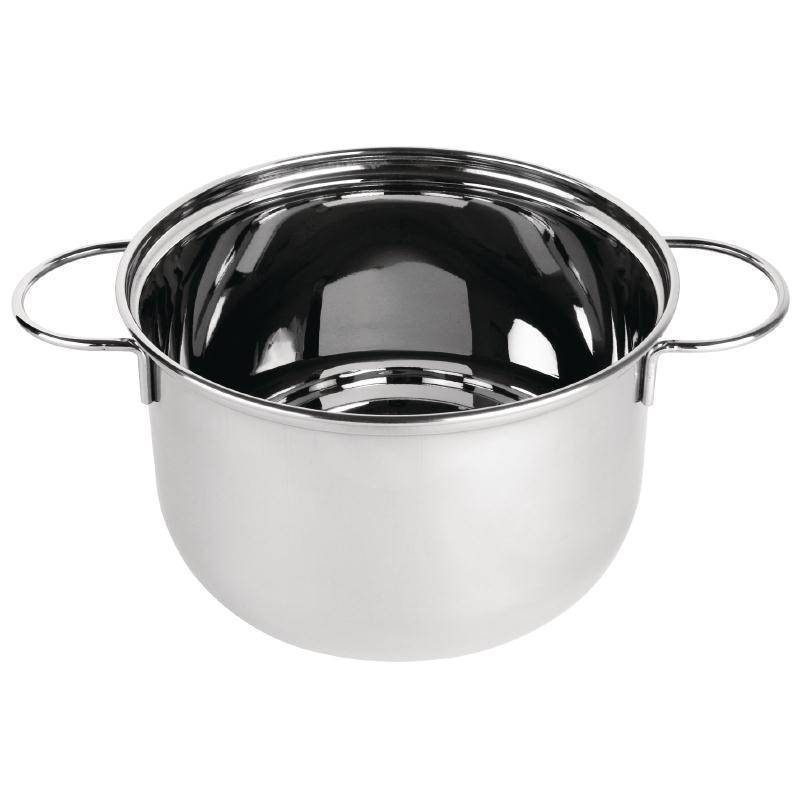 CHRselect Marmite à Moules Inox - Disponibles en 2 Tailles