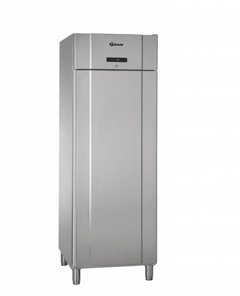 Gram Réfrigérateur de Boulangerie INOX Gram M 610 RG L2 10B T -5/+12°C 583L 695x868x2010(h)mm
