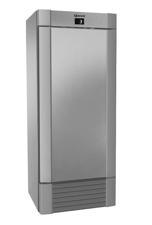 Gram Réfrigérateur de Boulangerie INOX Gram M 625 CCG 20B T -5/+12°C 603L 820x771x2000(h)mm