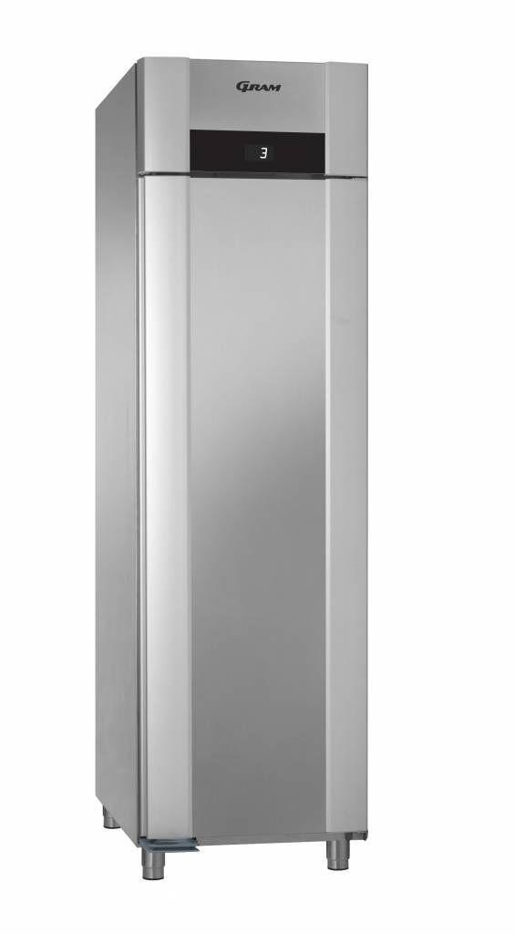 Gram Réfrigérateur de Boulangerie INOX Gram M 550 CCG L2 25B T -5/+12°C 465L 600x855x2125(h)mm