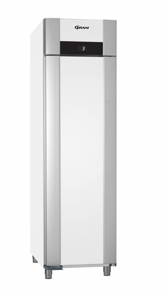 Gram Frigo de Boulangerie Blanc/INOX Gram M 550 LCG L2 25B T -5 / +12°C 465L 600x855x2125(h)mm