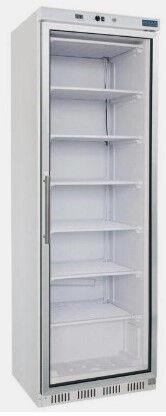 Polar Armoire Congelé Vitré 365 Litres 7 Etagères Fixes 600x600x1850(h)mm