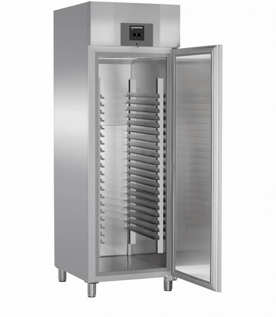 Liebherr Réfrigérateur de Boulangerie Inox ProfiLine 20 Porte-Grilles - 400x600mm Liebherr 601 Litres BKPv 6570 700x830x(h)2150mm