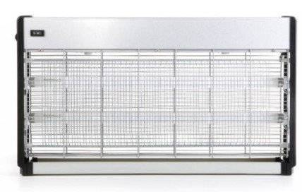 Hendi Destructeur d´Insectes Aluminium Grand 150m2