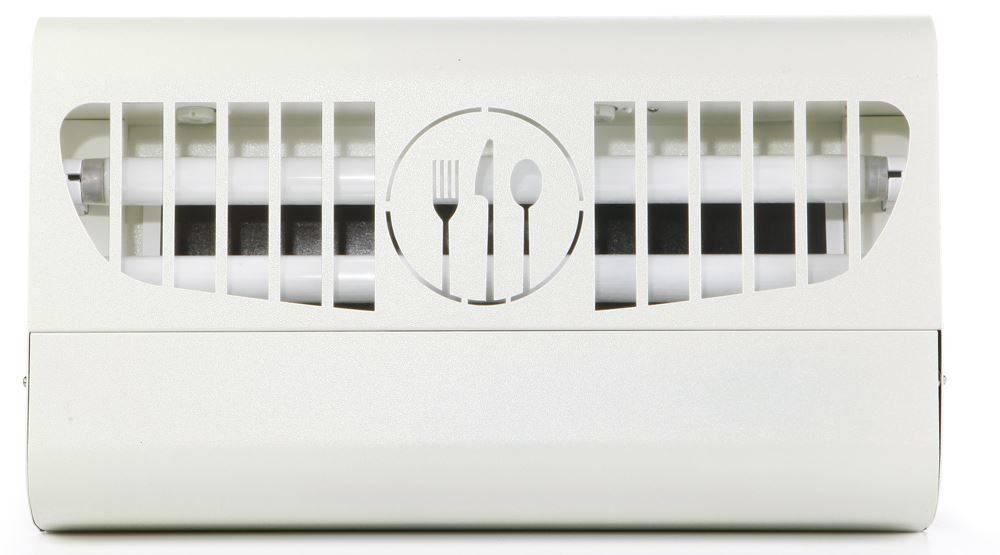Hendi Destructeur d´Insectes Avec Plaque Collante 230V/33W 480x100x285(h)mm