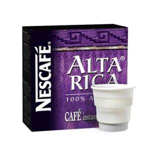Boisson pré-dosée Nescafé Alta Rica x 300