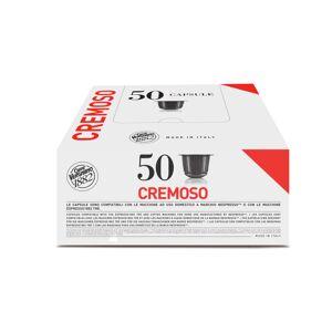 Nespresso Capsules Nespresso® compatibles Caffè Vergnano Espresso Cremoso x 50 - Publicité
