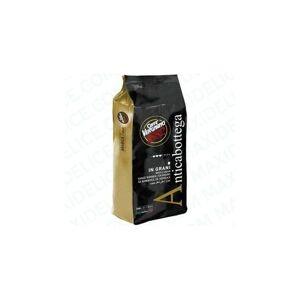 Café en grain italien Antica Bottega Caffè Vergnano - 1 kg - Publicité