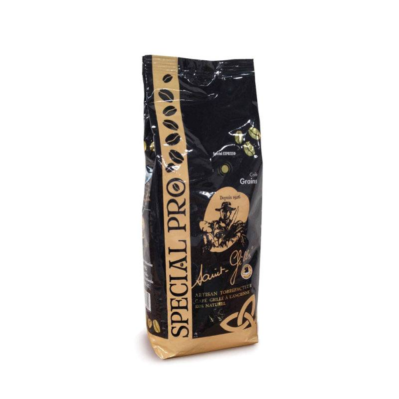 Café en grain Spécial Expresso Saint Gilles Brocéliande - 1 kg