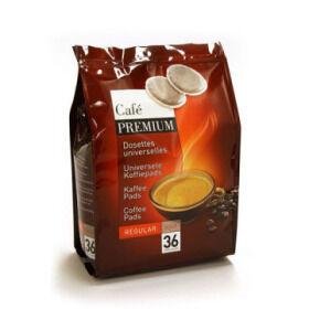 Dosettes Regular Doux pour Senseo® Premium (Pur Arabica) Café Liégeois x 36
