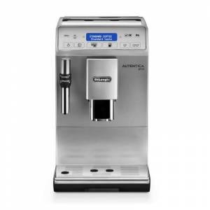 Machine à café argent Autentica broyeur à grains De'Longhi ETAM 29.620.SB - Publicité