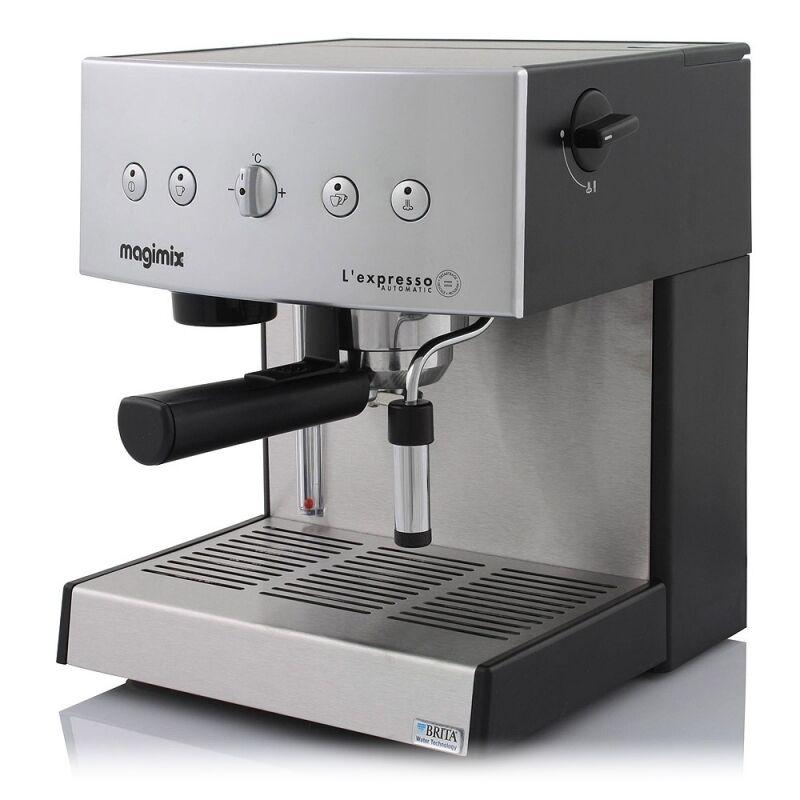 Machine à café Expresso Automatic 19 bars argent Magimix 11414