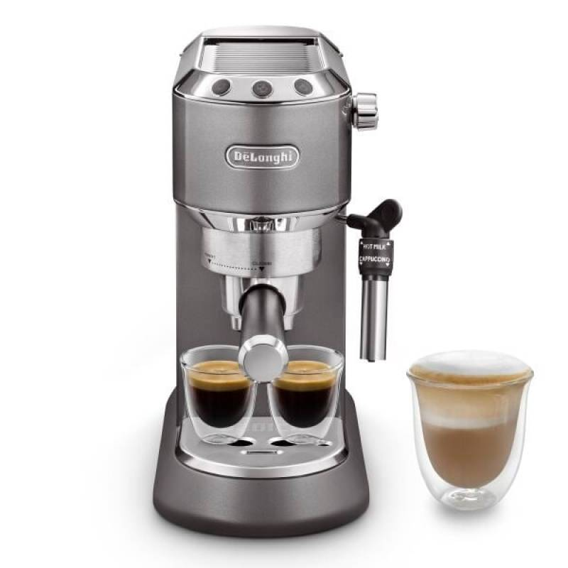 Machine à café Dedica Metallics EC 795.GY