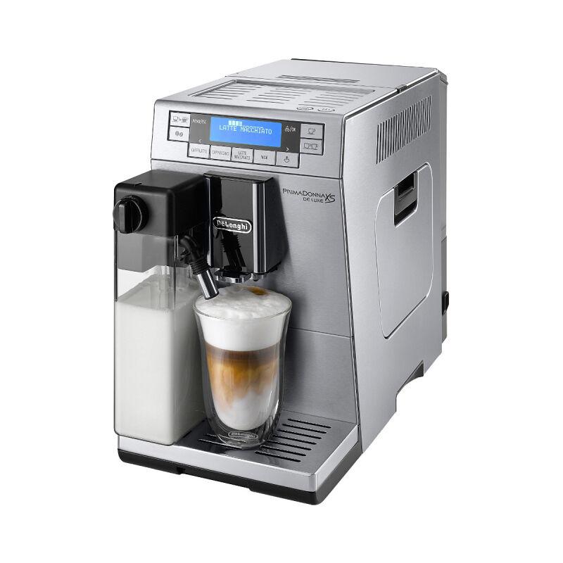 Machine à café PRIMADONNA XS de Luxe DE LONGHI - ETAM 36.365.M