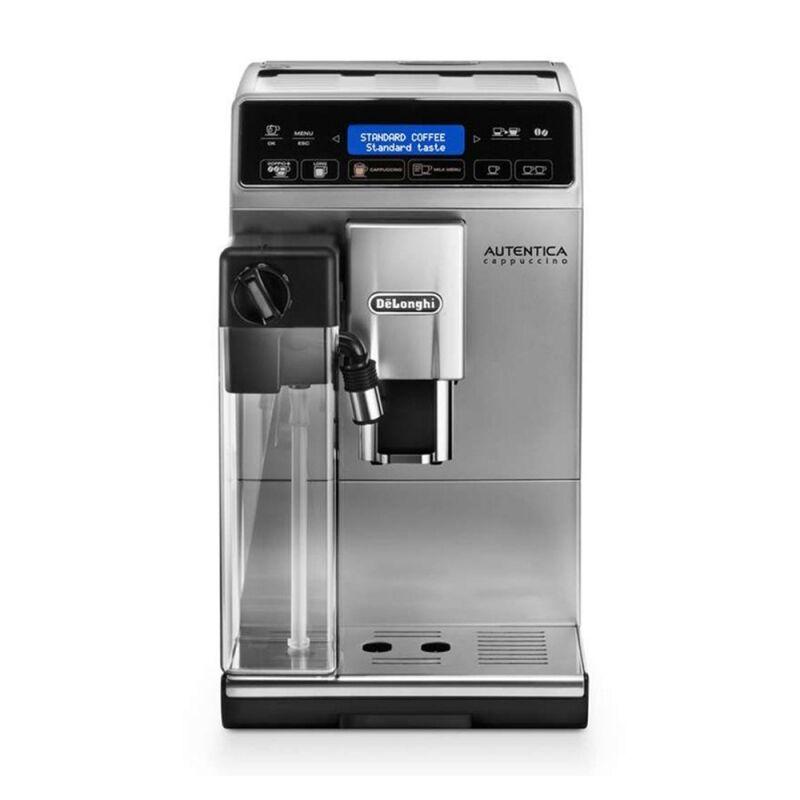 Machine à café argent Autentica broyeur à grains De'Longhi ETAM 29.660.SB