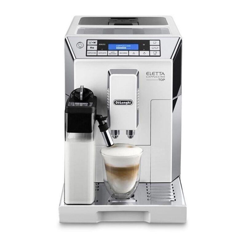 Machine à café Cappuccino Eletta De'Longhi Top ECAM 45.760.W