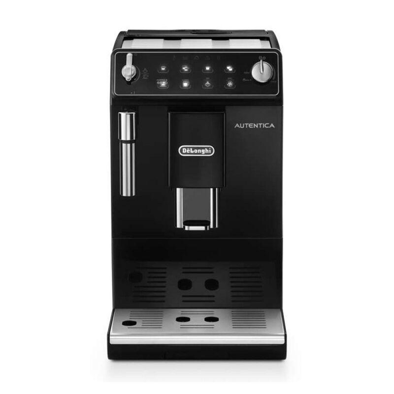 Machine à café noire Autentica broyeur à grains De'Longhi ETAM 29.510.B