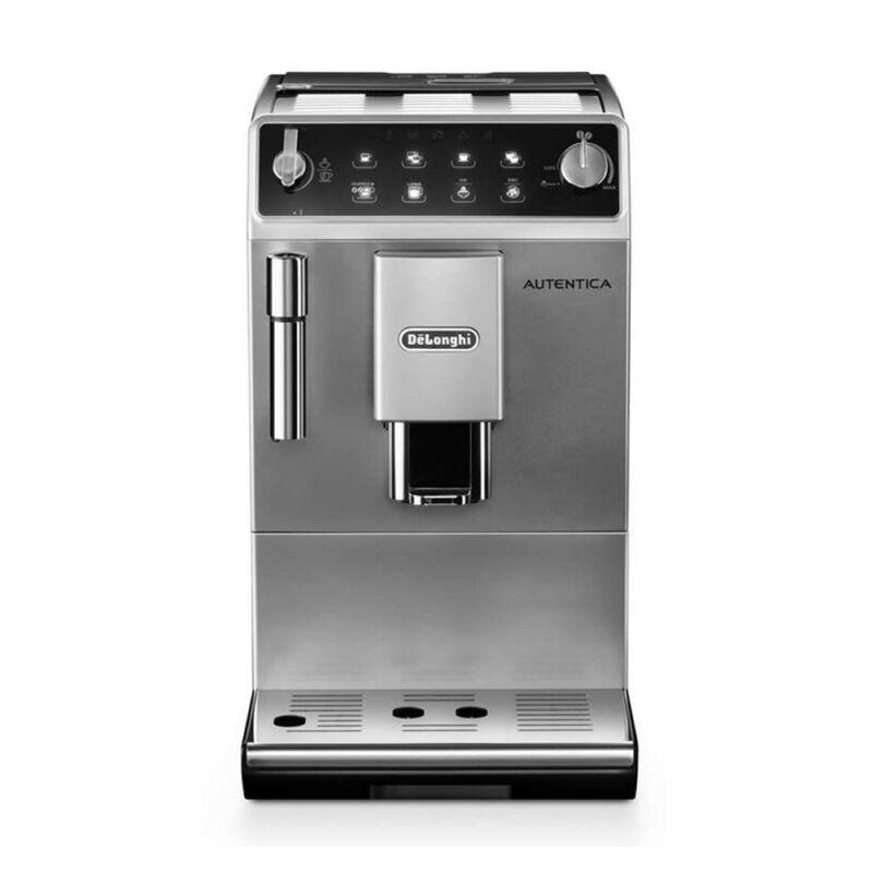 Machine à café argent Autentica broyeur à grains De'Longhi ETAM 29.510.SB