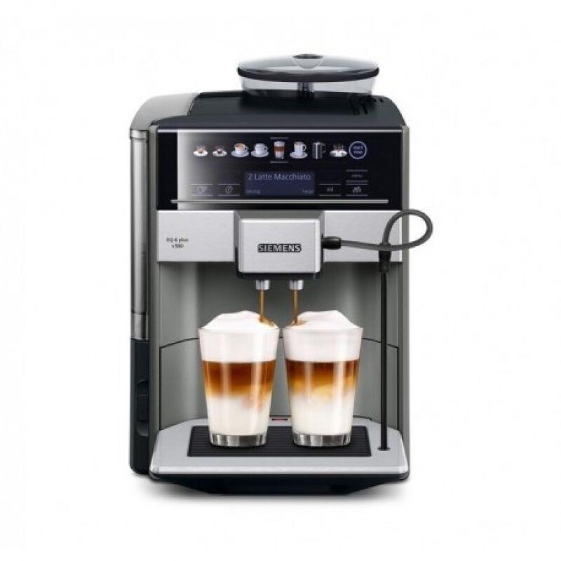Machine à café TE655203RW-machine a cafe expresso siemens