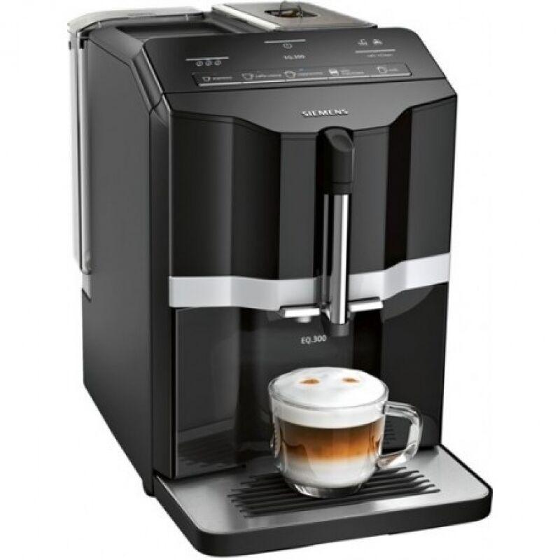 Machine à café TI351209RW-Robot cafe Siemens Noir