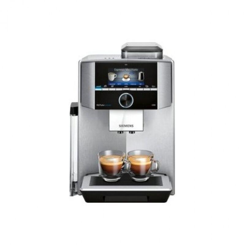 Machine à café TI9553X1RW-Robot café Siemens tout-auto Silver