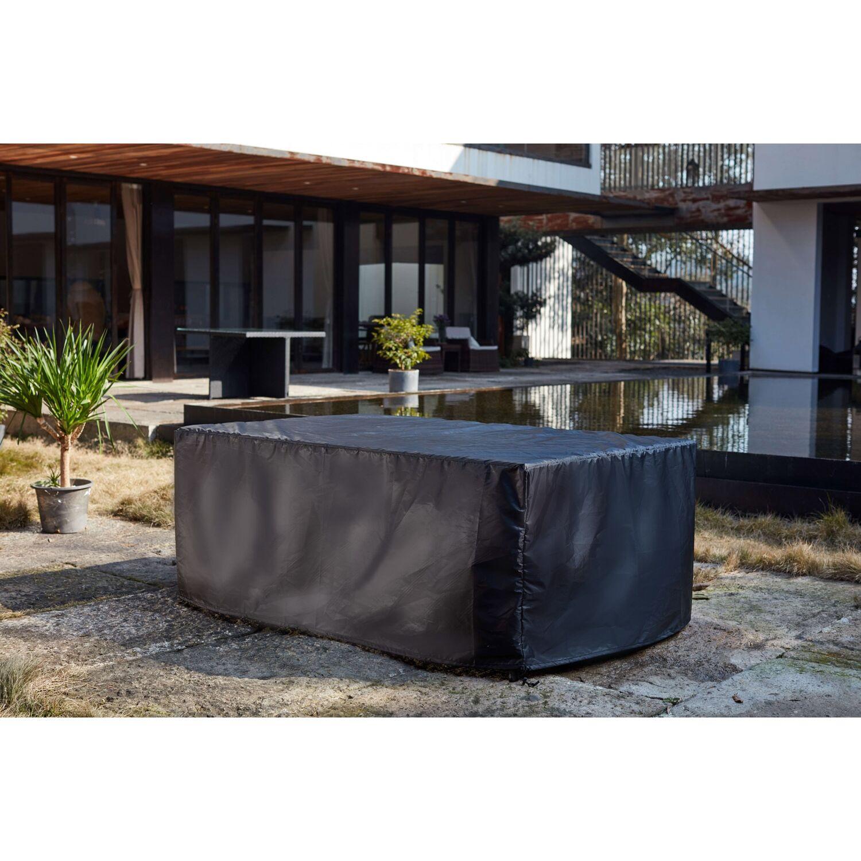 Housse de protection salon de jardin 184x119x70cm - Miami, Monaco, Sunset (6C & 6C4F)