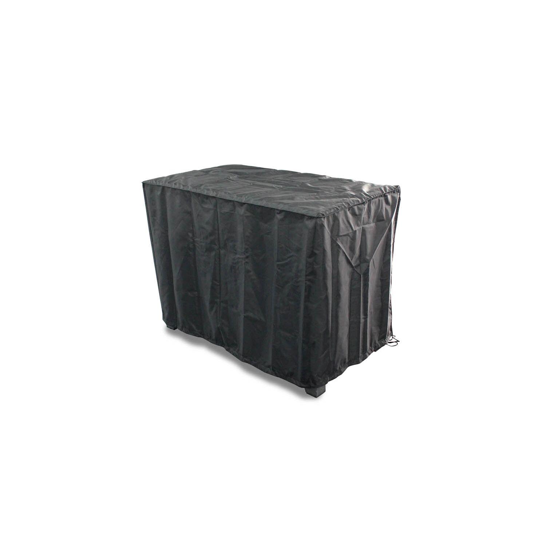 Housse de protection salon de jardin 104x59x70cm - consoles extensibles