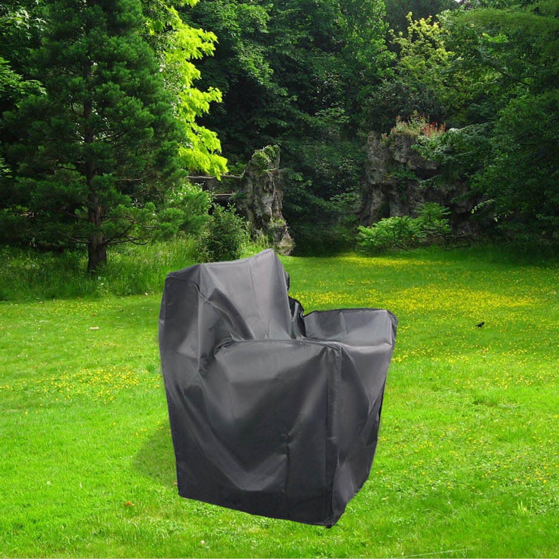 Housse de protection chaises 61x82x100cm - chaises empilables