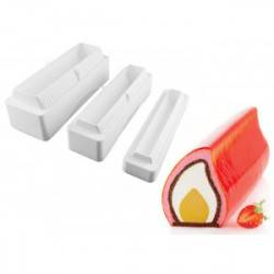 Kit Moule Silicone Flamme Candle In The Wind SilikoMart Professional
