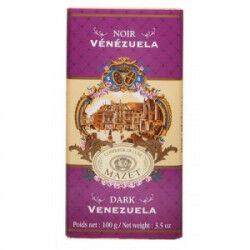 Tablette Chocolat Noir Venezuela Mazet 100 g