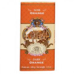 Tablette Chocolat Noir Orange Mazet 100 g