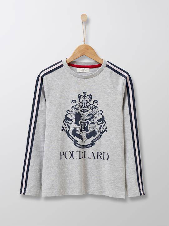 HARRY POTTER T-shirt collection Harry Potter gris taille: 12A