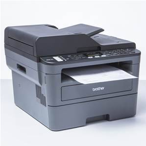 Brother MFC-L2710DN (MFCL2710DNF1) - Imprimante 4-en-1 Monochrome