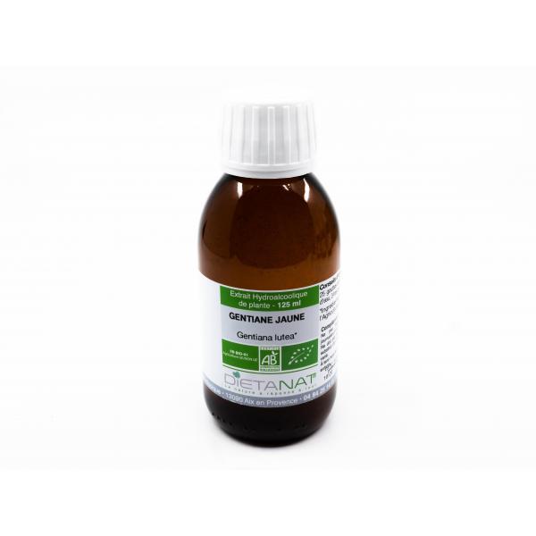 Dietanat Gentiane bio - 125ml Teinture mère bio